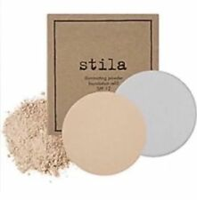 STILA ILLUMINATING POWDER FOUNDATION REFILL RECHARGE TEINT POUDRE LUMIERE 30WATS