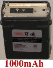 Batterie 1000mAh type BP-7 BP-7H CM-7 CM-7G CM-7H Pour Icom IC-A21