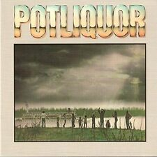 CD POTLIQUOR - s/t (4th album) Southern Blues Rock USA 1979