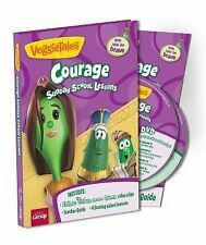 Veggie Tales: Courage : Sunday School Lessons by Group Publishing Staff...