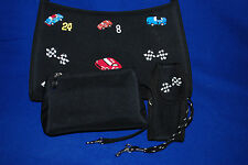 Nascar Racing Purse Handbag 3 pcs. Daytona Earnhart Texas Speedway Free Shipping