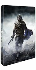 PS3 Middle-Earth Shadow of Mordor Special Edition with DLC´s and Steelbook New