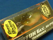 """Megabass DD GRIFFON 6cc """"HAKUSEI GLITTER SETSUKIAYU"""" New (MM23"""