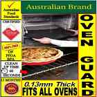 Oven Guard Teflon Oven Liner & Reusable Non Stick Baking Tray Mat Fits all Ovens
