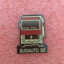 Pins Voiture RENAULT SUDAUTO 92 Camion