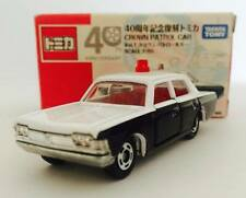 Takara Tomy Tomica Toyota CROWN Patrol Car ( 40th Anniversary ) - Hot Pick