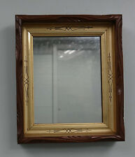 Antique Victorian Frame Mirror
