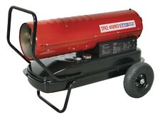 Space Warmer® Paraffin/Kerosene/Diesel Heater 100,000Btu/hr with Wheels AB100E