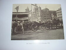 Recueil reproductions photographiques sur l'Inde texte allemand Bombay Bénarès