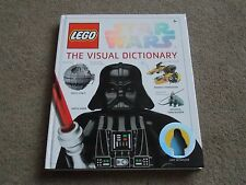 LEGO - STAR WARS - THE VISUAL DICTIONARY BOOK.