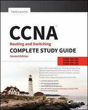 FAST SHIP - TODD LAMMLE 2e CCNA Routing and Switching Complete Study Guide   GM8