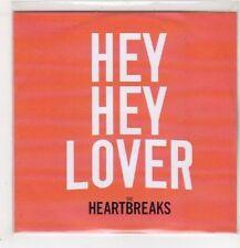 (GB831) The Heartbreaks, Hey Hey Lover - 2014 DJ CD