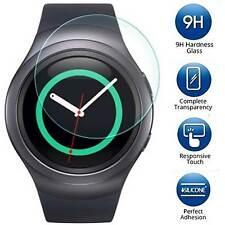 2X Tempered Glass Screen Protector Guard Shield For Samsung Gear S2 / S2 Classic