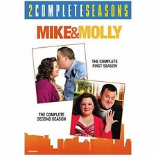 Mike & Molly: 2 Pack - Seasons One & Two On DVD