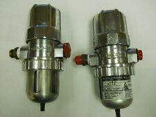 LOT OF TWO ORION FILTER HOUSINGS