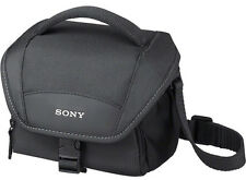 SONY LCS-U11Camera Bag Made for NEX A5100 A5000 A6000 RX100 III RX10 Camera