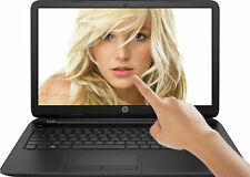 "HP Pavilion 15.6"" LED TouchScreen Intel 2.66GHz 4GB 500GB DVD+RW WIN10 La"