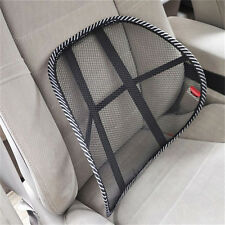 Vent Massage Cushion Mesh Back Lumber Support Office Chair Desk Car Seat Pad HJ