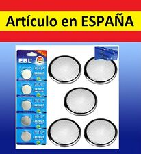 5x Pack Pilas de botón CR2025 CR 2025 bateria 3V Litio reloj mp3 aparato radio