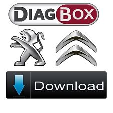 Diagbox 7.82 software for Citroen/Peugeot Lexia 3 interface - Downloadable vers.