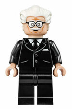 LEGO SUPER HEROES CLASSIC TV SERIES BATMAN MINIFIGURE ALFRED BUTLER 76052