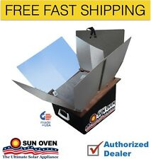 New All American Sun Oven- The Ultimate Solar Appliance, Free Shipping