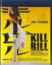 BLU RAY : KILL BILL by Quentin tarantino - UMA THURMAN NIEUW - gratis verzend.