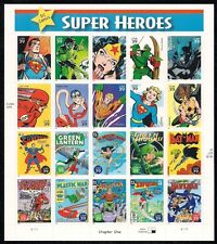 2006 - SUPER HEROES - #4084 Full Mint -MNH- Sheet of 20 Postage Stamps
