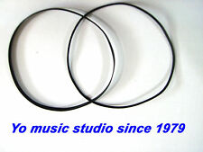For AKAI GXC-570D GXC-760D cassette tape deck recorder belts riemen ремък пасики