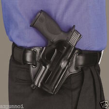 Galco Concealable Holster, Sig 229, 228, 225 Left Hand Black, Part # CON251B