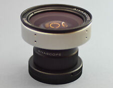SINGLE FOCUS ANAMORPHIC LENS Aivascope 1.75x