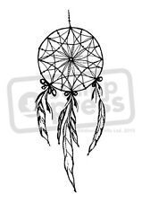 A7 'Dreamcatcher' Unmounted Rubber Stamp (SP001937)