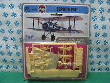 Vintage  Airfix 72nd       SOPWITH  PUP         Nuovo / New