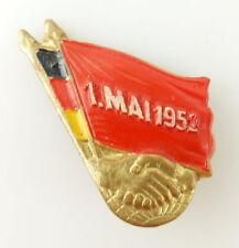 #e1932 1. Mai 1952 Abzeichen DDR