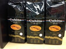 3 Bags X250 G CUBITA 100% CUBAN COFFEE GROUND CUBAN BEST COFFEE:)