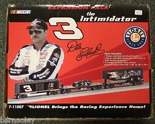 Lionel Trains 7-11007 NASCAR Dale Earnhardt Expansion Pack Train Set