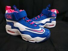 Nike Air Griffey Max 1 (GS) Cross Training Shoes 552983-100 Size 5Y [140J]