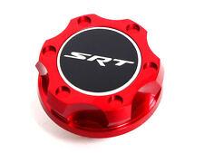 DODGE CHARGER CHALLENGER 300 CHEROKEE SRT8 SRT V8 BILLET ENGINE OIL CAP RED
