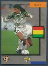 UPPER DECK WORLD CUP USA 1994- #318-BOLIVIA