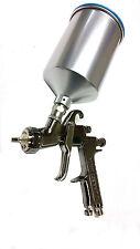 Iwata Spray Gun LPH400 1.4 tip Chrome Cap New in Box with 700cc cup