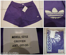Men's Vtg ADIDAS Trefoil 80s Tennis Shorts Retro Sports Casual Football 90's OG