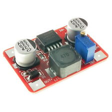LM2577 Voltage Booster input 3.5 - 30V, output up to 30V adjustable