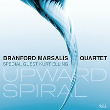 KURT BRANFORD MARSALIS QUARTET/ELLING - UPWARD SPIRAL  CD NEU