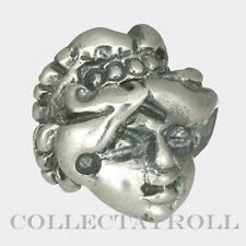 Authentic Troll Beads Silver Virgo Bead Trollbead  11345