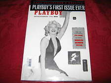 SEALED PLAYBOY # 1 1953 COMPLETE FIRST MAGAZINE 1st ISSUE MARILYN MONROE HEFNER