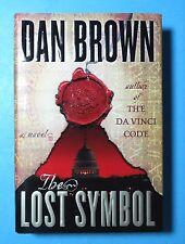 The Lost Symbol : A Novel by Dan Brown 2009 HC/DJ