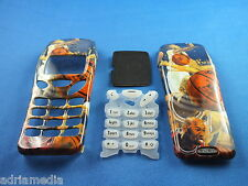 Front Back Cover Tastatur Nokia 3210 Gehäuse Handyschale Neu Housing Basketball