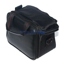 FTTH Portable Tool Bag Black Fiber Optical Test Instrument Container Receptacle