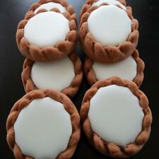 Iced Tartlet Cookies Soy Paraffin Wax Tart Melts 5pk 40pc Your Choice of Scents