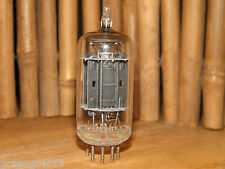 Vintage RCA or Tung Sol 12AX7 ECC83 Long Black Pl  Stereo Tube 1070/1040